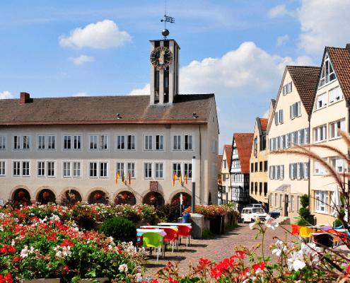 Altstadt Boeblingen Böblingen Location Surroundings Hotel Wanner