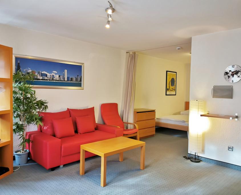 Apartment Wilhelmstrasse Hotel Wanner Böblingen Zentrale Business Hotel Langzeit Buchen