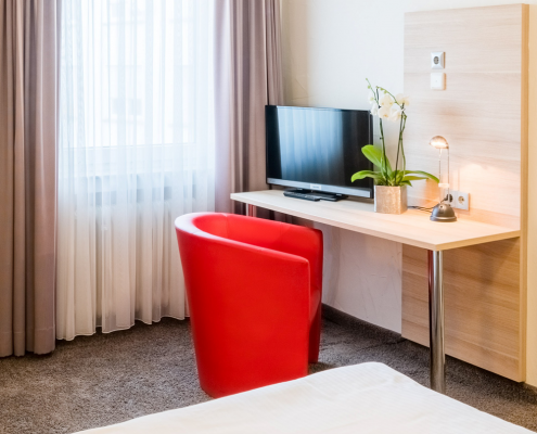 Comfort Double Room Hotel Wanner Boeblingen Centrally located Business Hotel