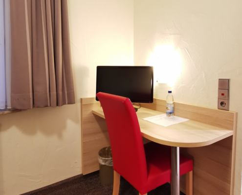Small Single Room Hotel Wanner Boeblingen Centrally located Business Hotel